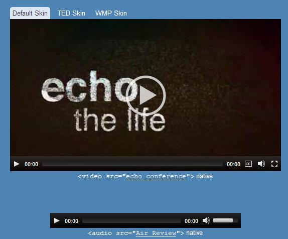 使用WordPress自带短代码给网站添加音乐和视频播放器