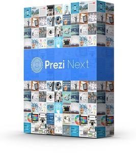 演示软件 Prezi Next v1.6.1 破解版
