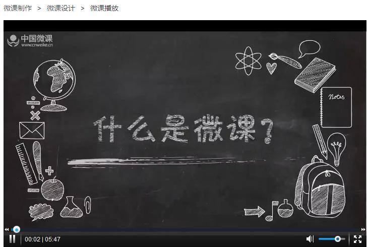 【小妙招】简简单单下载中国微课网的精彩微课